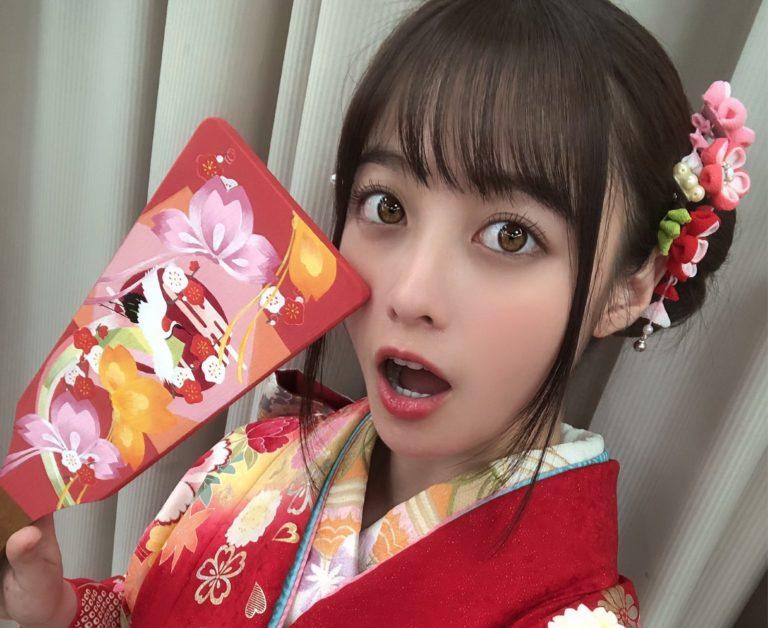 愛菜 振袖 芦田